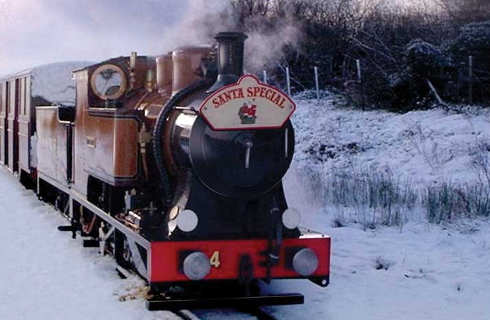 Santa Specials - Rudolph's Romney Return