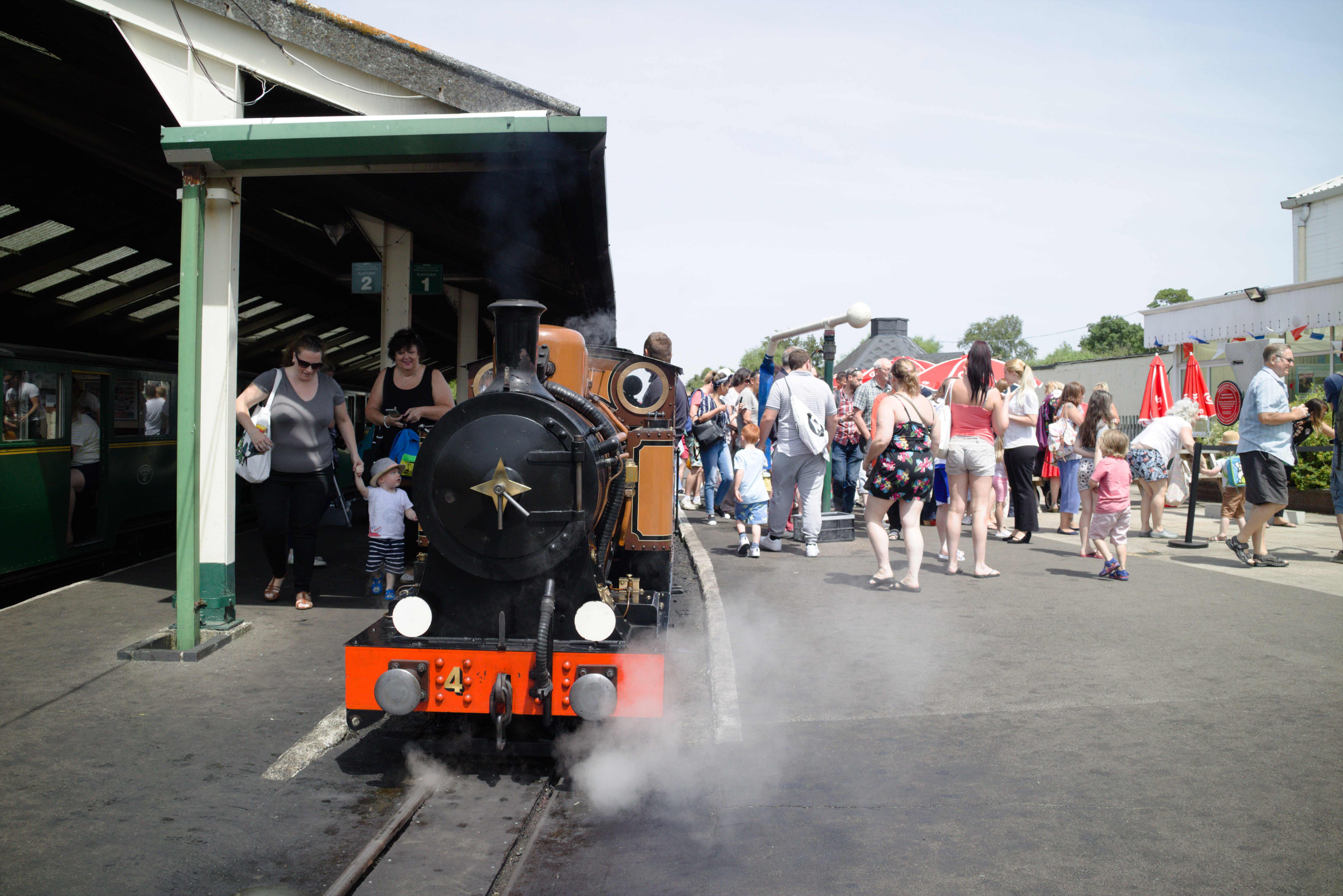 Children's Week on the Railway